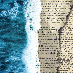 freetoedit sea page words torn