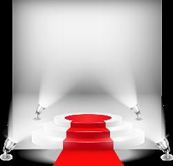 redcarpet lights stage remixme freetoedit