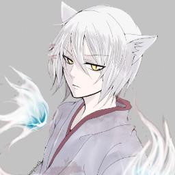 kamisamahajimemashita tomoe anime animewallpaper animeboy