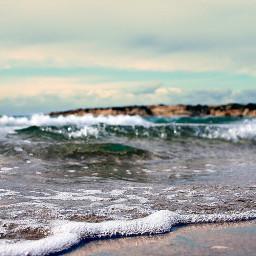 freetoedit nature seashore calmwaves softly