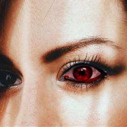 freetoedit blood eyes bloodeyes