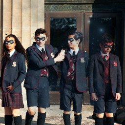freetoedit theumbrellaacademy number3 number4 number5