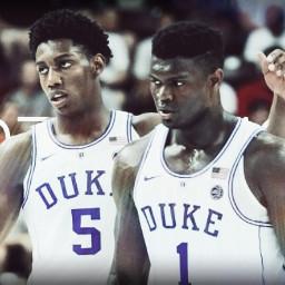 nba ncaa zion draft duke
