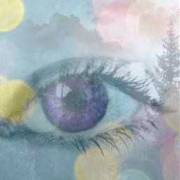 eye picsart me freetoedit