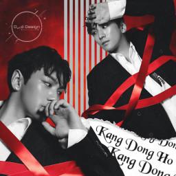 kpop kpopedit aesthetic baekho kangdongho freetoedit