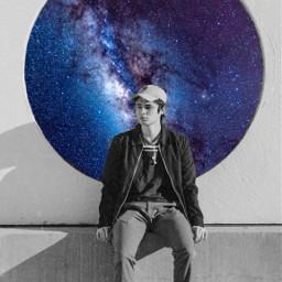 ircpurplegalaxy purplegalaxy freetoedit space galaxy