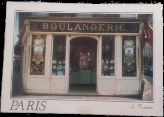 postcard paris aesthetic moodboardpng freetoedit