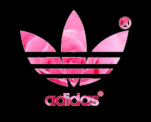 100% wysokiej jakości Trampki 2018 buty do biegania adidas logo adidaslogo pink rose tumblr trend aethetics...
