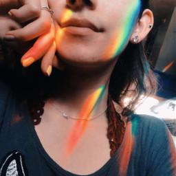 pchappyday happyday rainbows shade share like picsart
