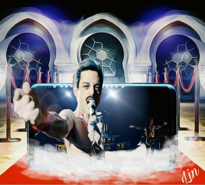 #OscarsRedCarpet #OscarsAwardsShow #RamiMalek #BohemianRhapsody #Queen #freddiemercury #rogertaylor #brianmay