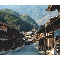 freetoedit japan landscape classic street