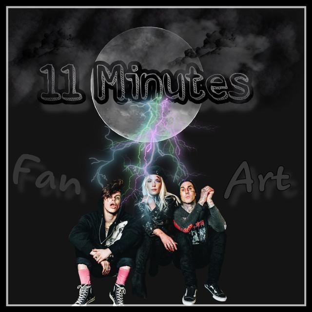#freetoedit  #11minutes #fanart