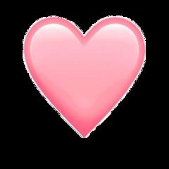 pink light heart big lightpink