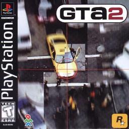 gta ps1 playstation game dma