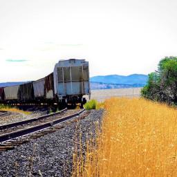 angeleyesimages landscapephotography landscape train trains freetoedit