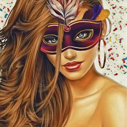 freetoedit carnaval mask srccarnavalmask carnavalmask