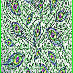 freetoedit pattern celtic bird drawing