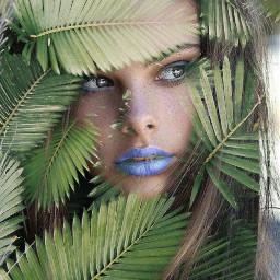 freetoedit myedit nature woman selva