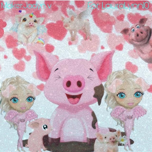 #freetoedit #momio #formomio #pig