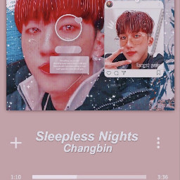 seochangbin changbin musicplayer straykids skz
