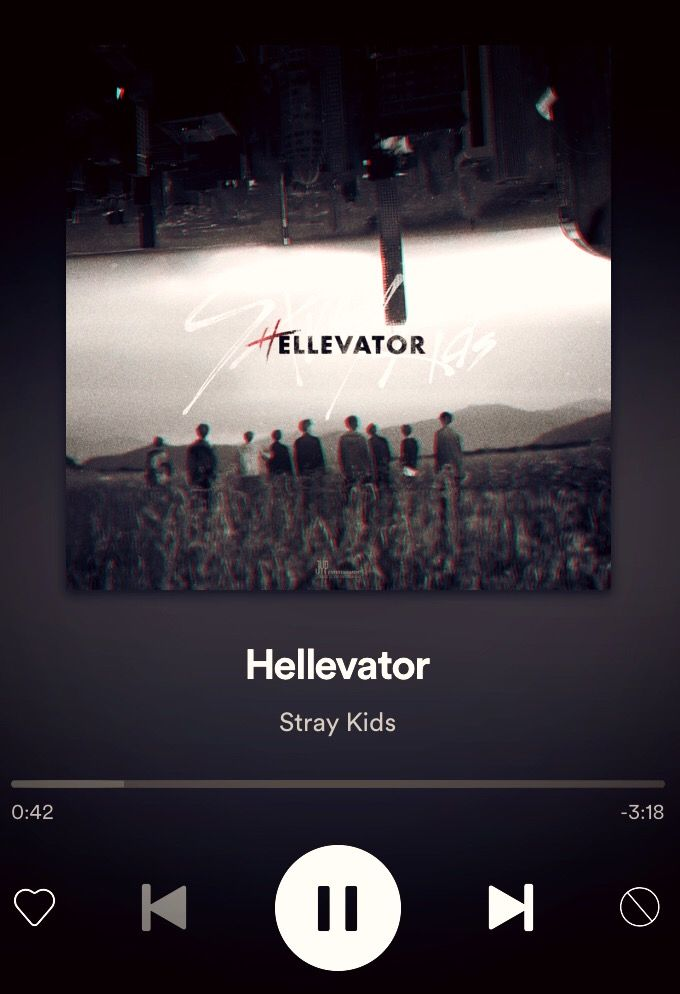 going up? hellevator straykids predebut mixtape stay