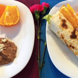 pcbreakfast breakfast quesadillas fruit carnation freetoedit