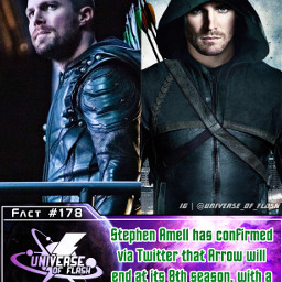 arrow arrowcw arrowseason8 stephenamell oliverqueen dccomics