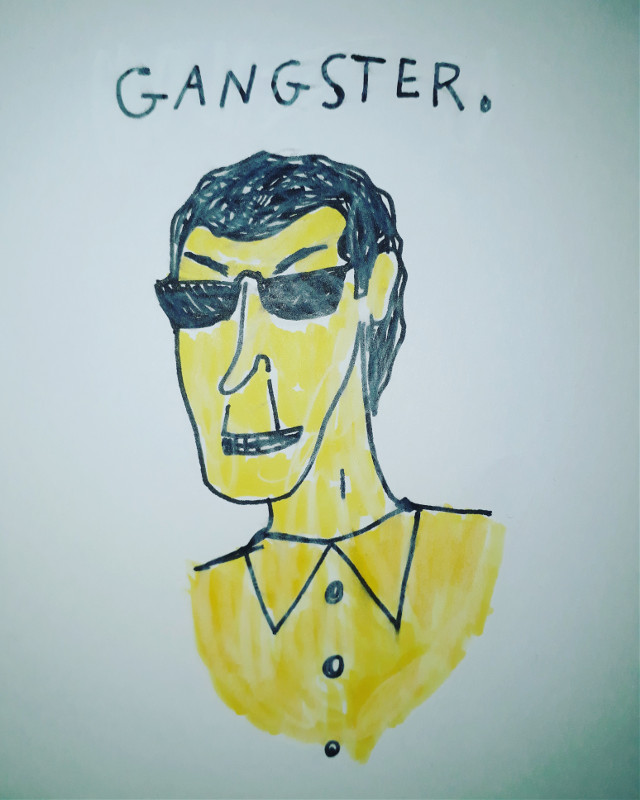 #freetoedit #gangster #crime #crimes #gang #mafia #gangsters #sunglasses #guns #shades #gangs #painting #design #gun #prison #prisons #animator #animation #artist #draw #sketch #fineart #cartoons #abstaction  #art #modernart #modernartist #cartoonist #cartoon #howtodraw #toons #toon #photo #photos #photograph #photography #fineart #contemporaryart #drawing #gangsterism #remixit