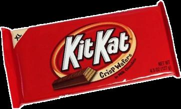 sticker tumblr aesthetic kitkat red freetoedit