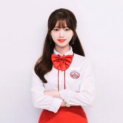 red uniform ribbon ambassador university pcwomanoftheday