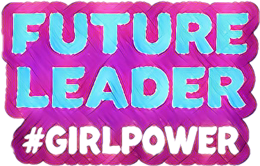 future leader girl power women freetoedit scgirlpower