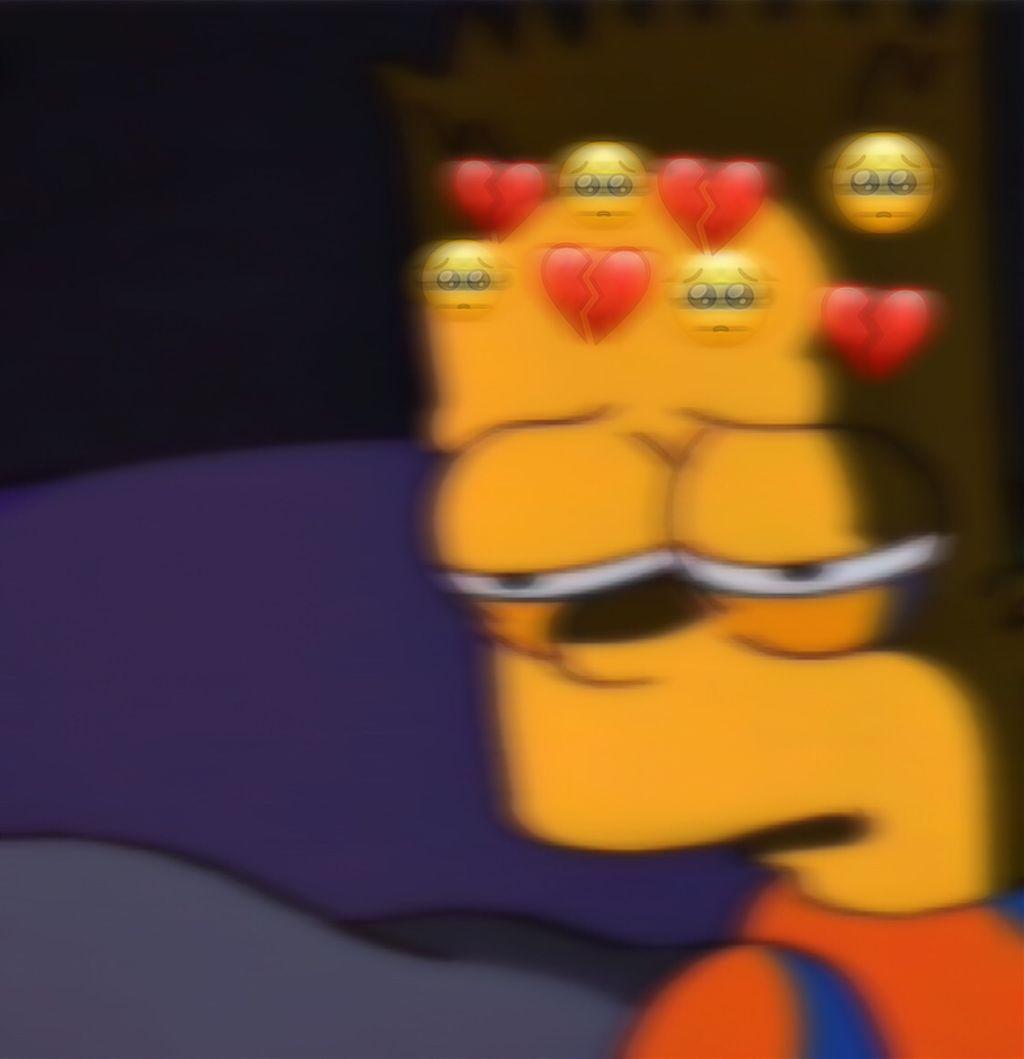 COMMENT SOME CARTOONS💔 Sad Sadedits Edits Simpsons