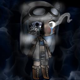 gacha gachalife robotgirl robot girl freetoedit