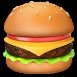 hamburger cheeseburger emoji food freetoedit
