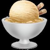 bowl food icecream vanilla emoji freetoedit
