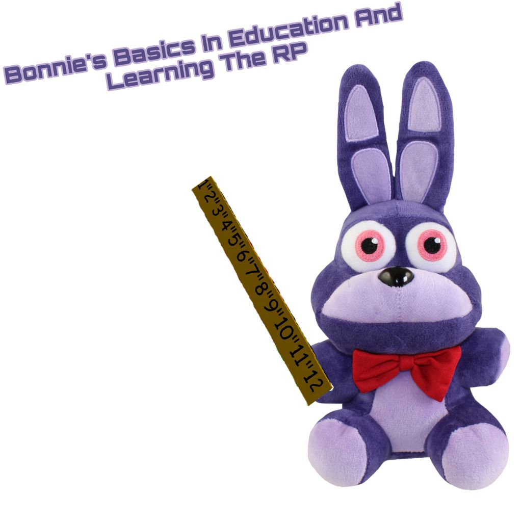 Bonnie's Basics In Education And Learning The RP Cast: