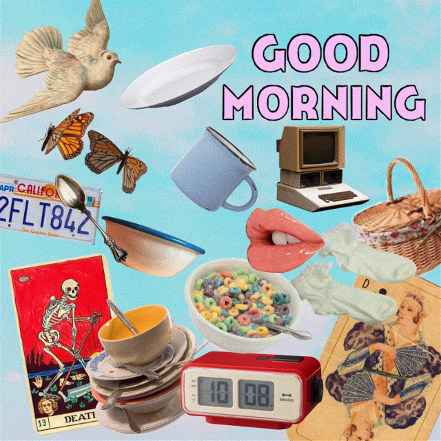 #moodboard for the morning   ————— #mood #aesthetic #art #blue #niche #retro #vintage #60s #70s #80s #90s