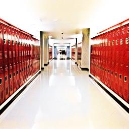 freetoedit hallway lockers school lockerroom