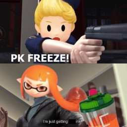 splatoon smashbros meme smashultimate splatoon2