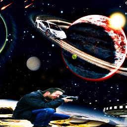 fantasyart planets galaxy freetoedit