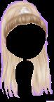 sticker momio hair freetoedit