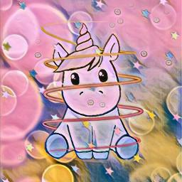 unicorn pastelcolors remiks unicornremix freetoedit