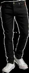 men pants jeans black blackjeans freetoedit