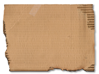 cardboard poster sign board blank freetoedit