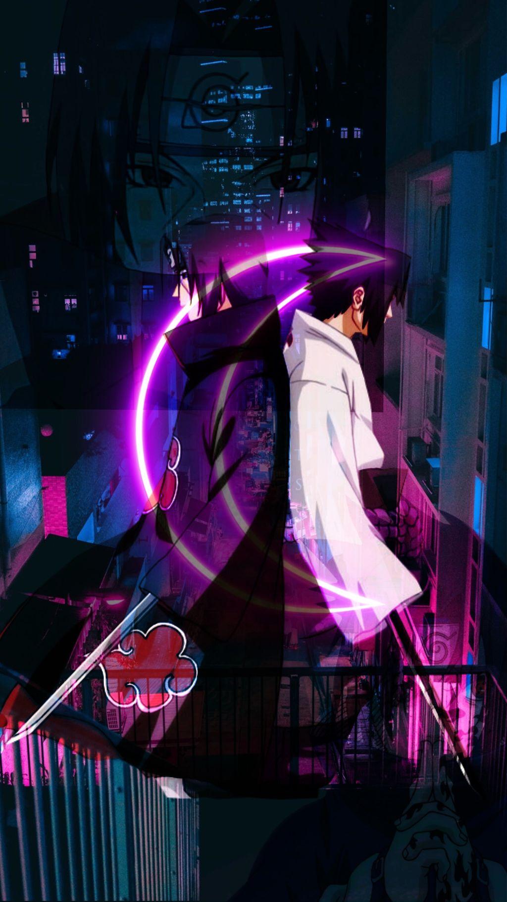 Itachi Sasuke Naruto Narutoshippuden Wallpaper Narutowa