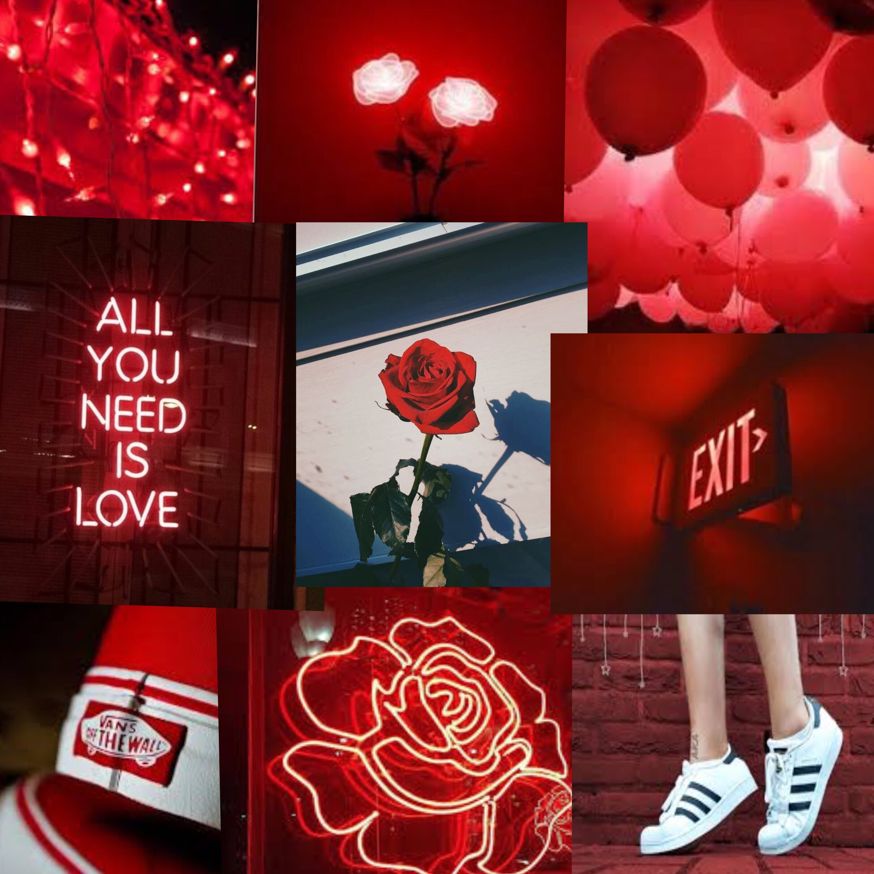 Red Redaesthetic Aesthetic Wallpaper Redwallpaper
