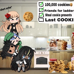 gacha cookies cookieaddict plan kitchen