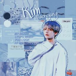 kimtaehyung v bts edit aesthtic