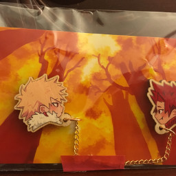 kiribaku pins bnha ship