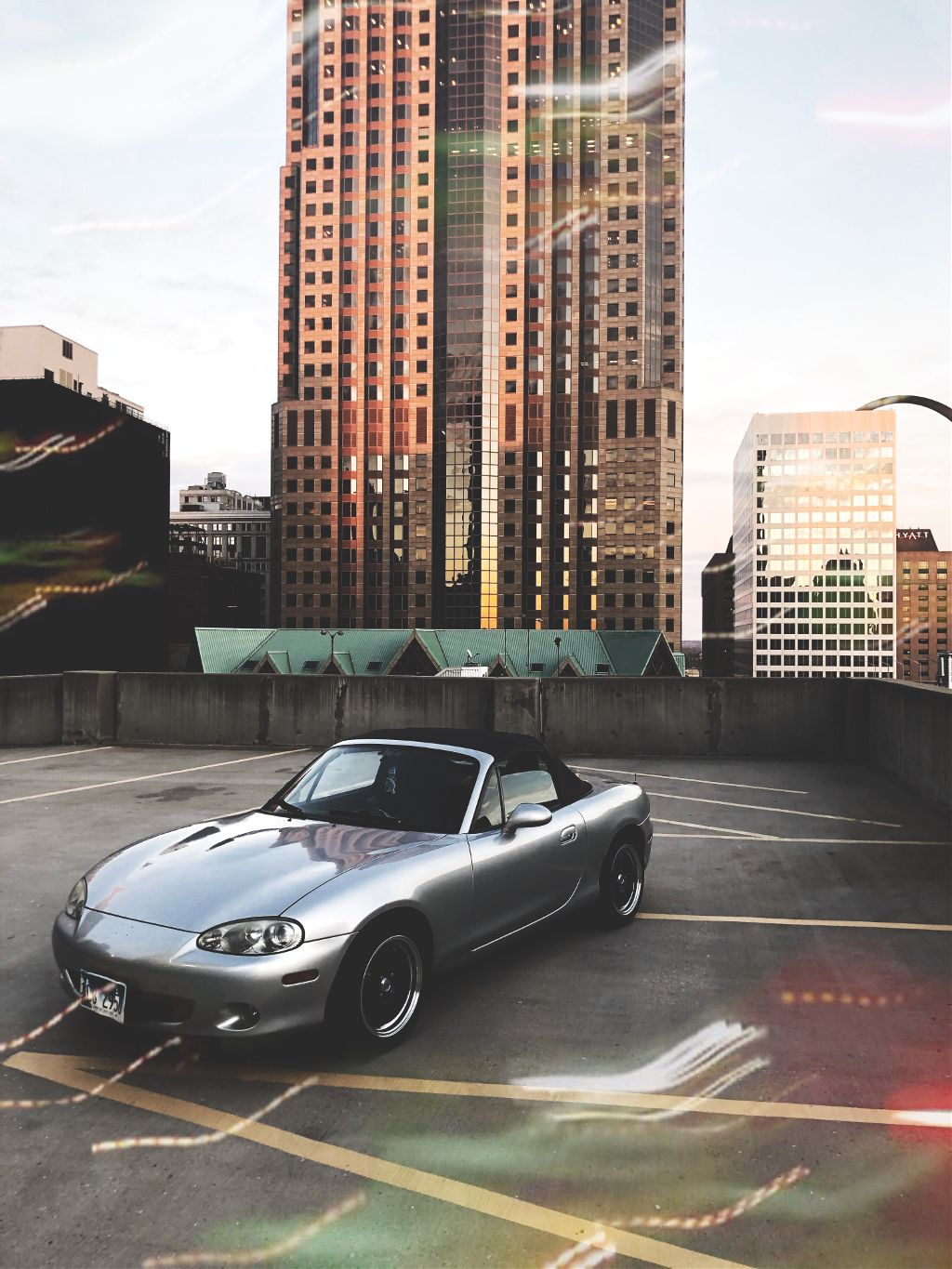 Mazda Miata MX-5 2002 NB Wallpaper